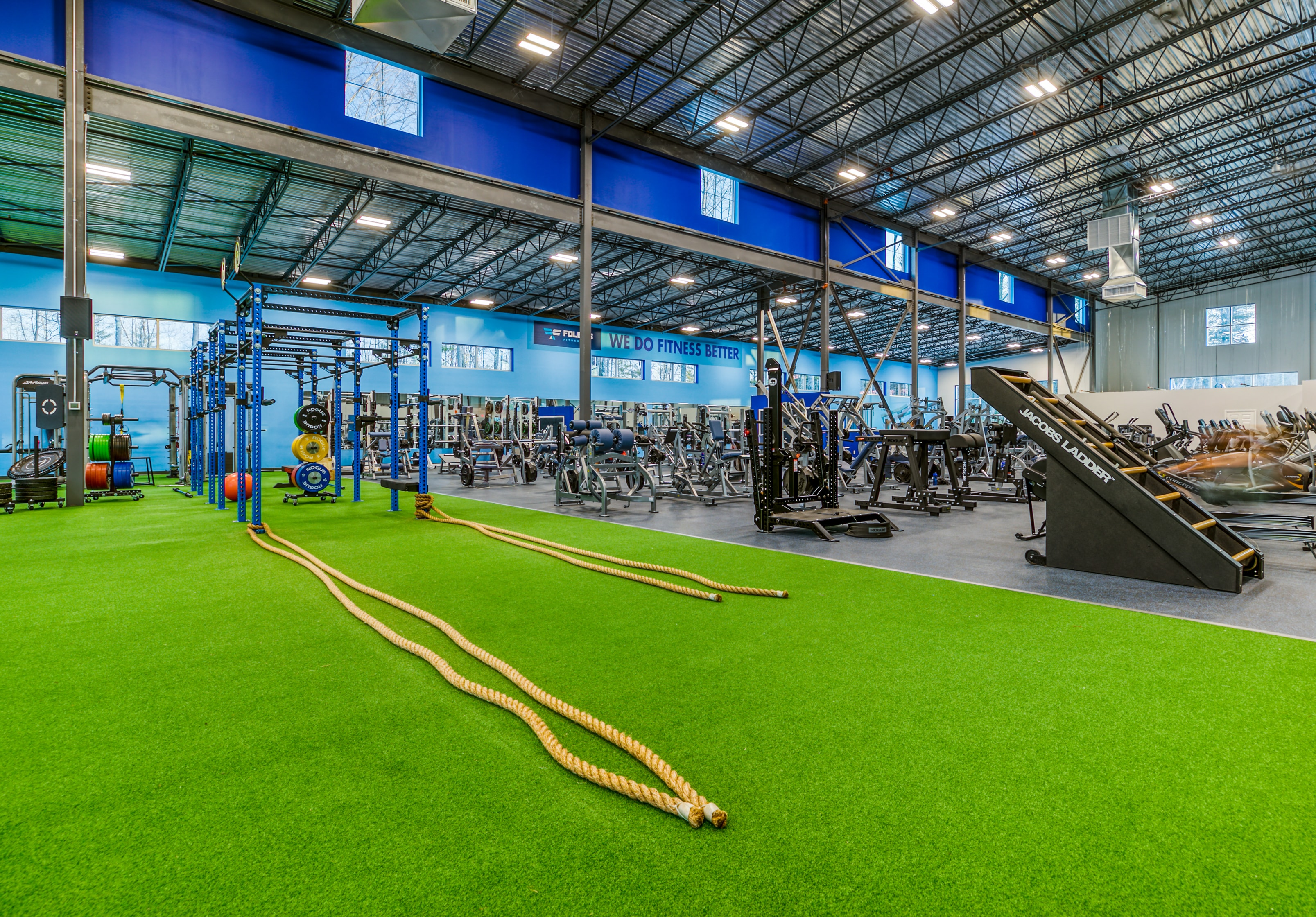 Check out our fitness center in Scarborough, ME